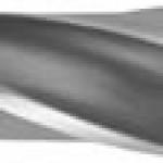 Сверло по металлу, сталь Р6М5, класс В, ЗУБР 4-29621-038-1.3, d=1,3 мм