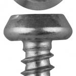 Саморезы КЛМ-СЦ со сверлом для листового металла, 11 х 3.8 мм, 22 шт, оцинкованные, ЗУБР