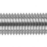 Болт с шестигранной головкой, DIN 933, M12x100мм, 50шт, кл. пр. 8.8, оцинкованный, KRAFTOOL