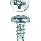 Саморезы СЛМ-СЦ со сверлом для листового металла, 9.5 х 3.5 мм, 22 000 шт, оцинкованные, ЗУБР