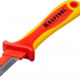 KN-1 нож электрика диэлектрический, прямой, KRAFTOOL