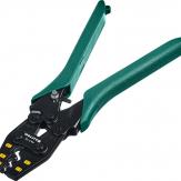 PKF-16 пресс-клещи усиленные, для медных наконечников и гильз, KRAFTOOL